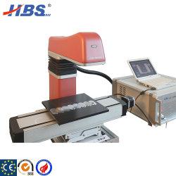 Banheira de vender o tampo da máquina de gravação a laser de fibra para marcação de metal e não metálicos