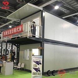 Menor preço Construções prefabricadas Recipiente de modular a construção de casa para viver