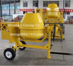 См400 (см50-CM800) 400 л дизельного топлива бензина с электроприводом Zhishan портативный конкретные электродвигателя смешения воздушных потоков