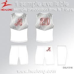 Venda superior Healong Sportswear Impressão Digital 3D Bicicleta Jersey