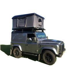 Fibra de vidro automóvel SUV Hard Shell a Capota de Lona para Camping Reboque