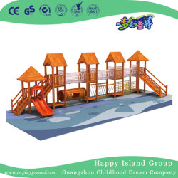 Populaires Diapositive en bois et d'escalade Combinaison de l'équipement de plein air (HJ-15202)