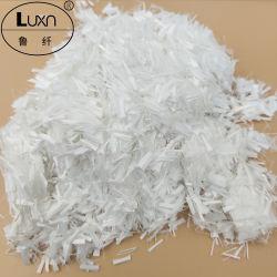 A cor branca fibras descontínuas de poliésteres de qualidade virgem (fabricante) fibra/fibra de PET