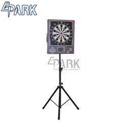 Piscina Desporto Dardos Eletrônico Electronic Dartboard Mini máquina de arcada para operada por moedas