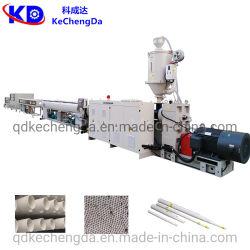 生産機械を作るプラスチック単一の押出機のPEの管の農業の水またはガスの/Drainage/Electricのコンジットの供給の製造業
