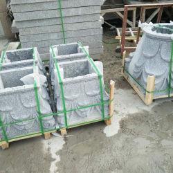 Usine fourniture directe de statue en marbre granit jardin paysager de la pierre d'artisanat, sculpture sur pierre