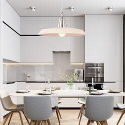 Het Hangen van het ontwerp de Moderne Lichte Verlichting van de Tegenhanger in de Schaduw van de Stof Begie voor Keuken/Eetkamer