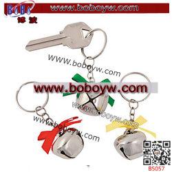 Сторона подает Рождество орнамент аксессуары Тизначный BellПоощрение ключевых цепи (B5057)