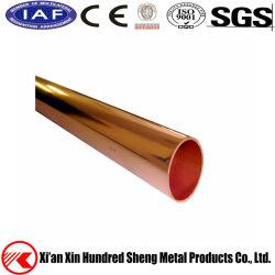C28000/ms62 forme ronde de bouchon d'extrémité du tube de cuivre pour la plomberie