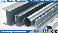 6061/6082/6005A морской штампованного алюминия профили