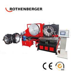 Conexão PE630/315 Shg máquina de solda