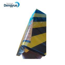 Fornitura in fabbrica Garage nero-giallo Parcheggio di sicurezza Roll Strip espanso Protezione angolare