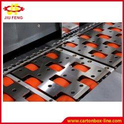La Chine CNC carton blanc en carton ondulé échantillon boîte en carton<br/> Maker Machine de découpe pour la vente