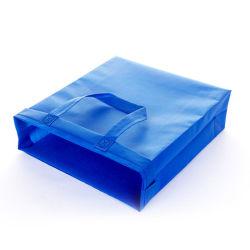 Umweltfreundlicher preiswerter fördernder Einkaufen-Polypropylenpp. nicht gesponnener heißer versiegelt Tote-Karton-Ultraschallbeutel