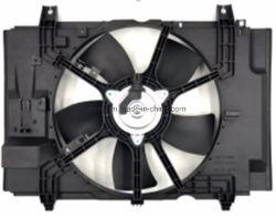 محرك فينتيلادور دي موتور تبريد الرادياتير الأوتوماتيكي من Nissan Tida 21481-ED50b موتور المروحة