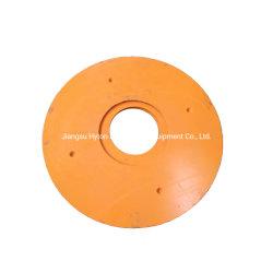 Haut de la plaque d'usure costume pour Sandvik Concasseur à l'ISBC pièces de rechange