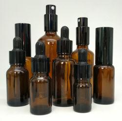 De kosmetische Fles van de Nevel van de Mist van de Fles van de Essentiële Olie van de Fles van de Verpakking Getaande