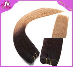 Produits Beautyhair aucune effusion aucun enchevêtrement soyeux de la livraison gratuite en ligne droite de la queue de poney de Cheveux humains indiens