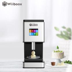 Высокая точность Sweetin Wiiboox Home DIY нескольких материалов пищевых продуктов питания шоколад 3D-принтер