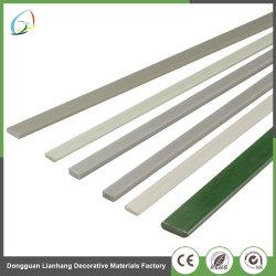 Cor Pultrusion 0,8*4,5Mm sobrepostas de fibra de vidro