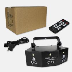 Mini proiettore poco costoso del laser della discoteca della luce laser 500MW della fase