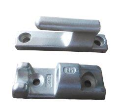 Cerniera non magnetica del pezzo fuso di investimento dell'acciaio inossidabile per Polished elettrico del camion