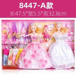 China Fabricante bebê grossista Doll Curly African American Meninas Doll Fashion bonecas de bebé para crianças e Educação