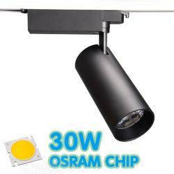 30W LED 궤도 빛 에너지 절약 램프 고성능 홈 점화