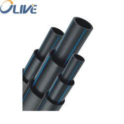 Tubo in HDPE nero Sun Block per erogazione di acqua civile