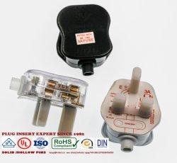 Rewirable het UK Geassembleerde 13A BS smolt 1363 Plastic Stop Bsi