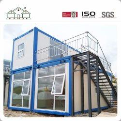 De modulaire Container van het Bureau van het Huis van de Container van het Ontwerp van het Huis van het vlak-Pak Waterdichte Vouwende Nieuwe Vouwbare