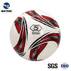 Nuevo Diseño de impresión de plástico de PVC de Fútbol Profesional de pelota deportes de pelota de fútbol