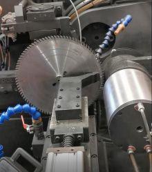 2021 Precision CNC máquina de afiação de lâminas de serra com ponta de carboneto de tungsténio trituração