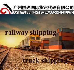 Het verschepen van China aan Kazachstan/Oezbekistan/Kyrgyzstan/Turkmenistan/Tajikistan door het Vervoer van de Spoorweg