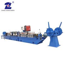 Tubo de máquina de formação da placa de metal fazendo Mill