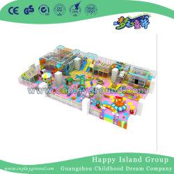 ملعب داخليّة ليّنة بلاستيكيّة منزلقة أطفال لعب ([هد-0122])