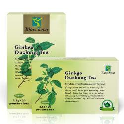 Gesundheitspflege-Ergänzungginkgo-Blatt-Tee für die Verringerung hoher des Blutdruck-Kräutertees
