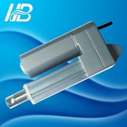 Lineaire Actuator van gelijkstroom met de Dubbele Automatische Schakelaars van de Grens