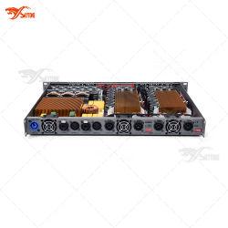 Hq4018 Digital 4X1800W 1u profesional DJ amplificador de potencia