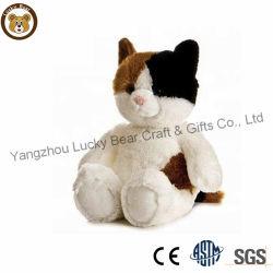 Het in het groot Gevulde Dier van de Kat van de Pluche van de Douane Stuk speelgoed van China