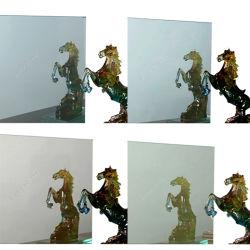3-6mm dunkler Bronzeeurogleitbetriebs-reflektierendes Glas