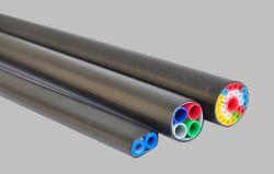 Le PEHD Micro le conduit pour câble de fibre optique de soufflage