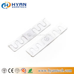 Lavável flexível UHF RFID de Longo Alcance a etiqueta de Lavandaria têxteis