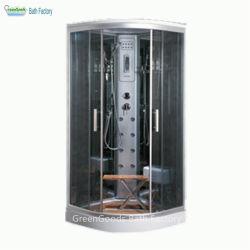 Персональный компьютер управляется замкнутые паровой душ
