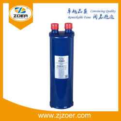 冷却剤R22、R134A、R404A、R407c、R502、R507 (ZRQE-51711)のためのサクションライン蓄積装置