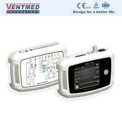 진단 수면 무호흡증 호흡기구 모니터 기계