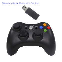 xBox360.를 위한 /Joystick 무선 까만 게임 관제사 또는 Gamepad