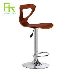 선택적인 색깔 현대 목제 회전대 의자