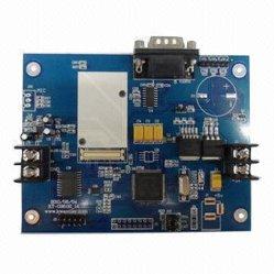 PCB Asamblea para el Control de la industria High-Precision 0201 Componentes de tamaño de la tecnología SMT y libre de plomo