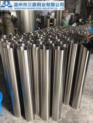 TP304 TP316L'industrie sidérurgique Sanxin Wenzhou : tube sans soudure en acier inoxydable